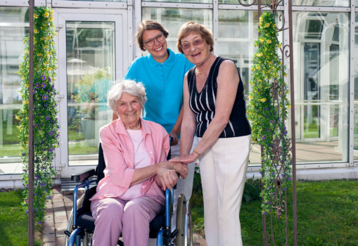 Home Health Care Services for Senior Adults