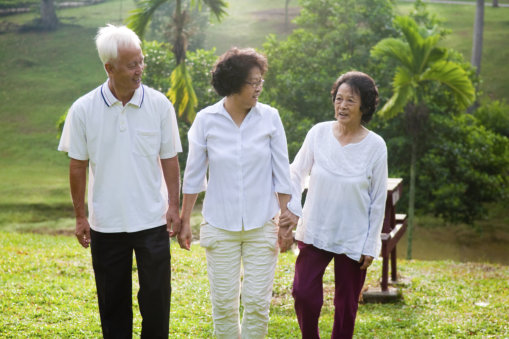 How Ageing Takes a Toll on Your Parents