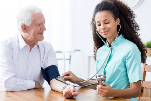 Caring for the Elderly with Hypertension